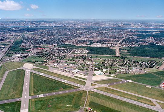 aeroport saint-hubert